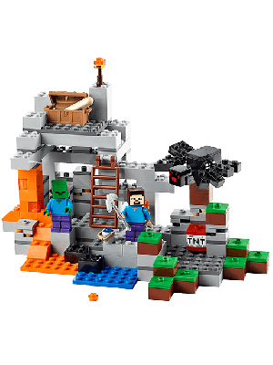21113 The Cave Lego