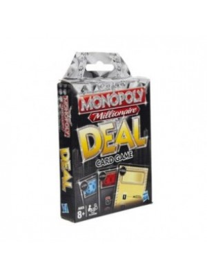 Monopoly: Deal Card Game - Millionaire