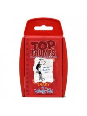 Top Trumps - Diary of a Wimpy Kid
