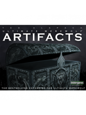 Ultimate Werewolf - Artifacts Expansion