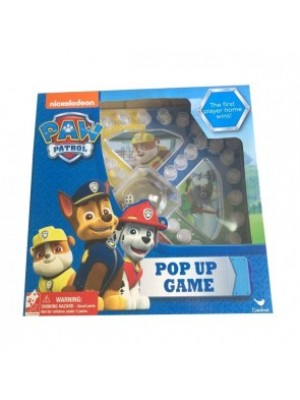Paw Patrol Pop Up Game