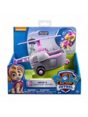 Paw Patrol Skye's High Flying Copter Vehicle and Figure