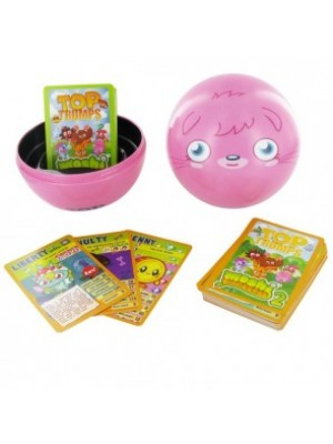 Top Trumps - Moshi Monsters Collectors Tin Poppet