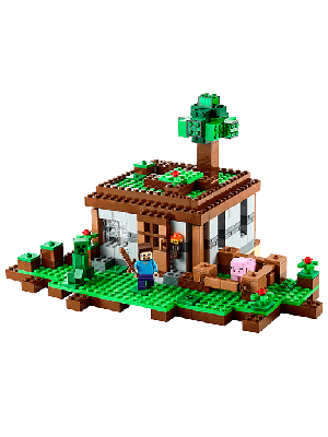 21115 The First Night Lego