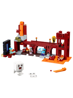 21122 The Nether Fortress Lego