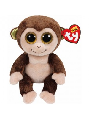 TY BEANIE BOOS AUDREY THE MONKEY - SMALL