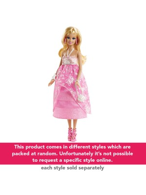 Barbie Long Gown Doll