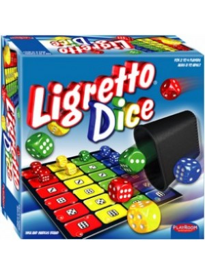 Ligretto Dice Game
