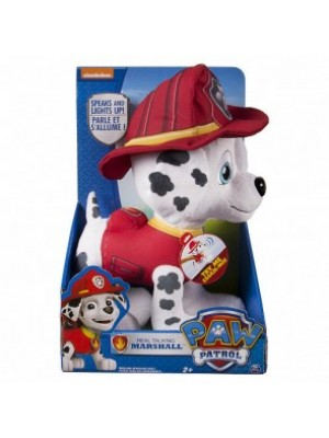 Paw Patrol Deluxe Talking Lights and Sounds Marshall