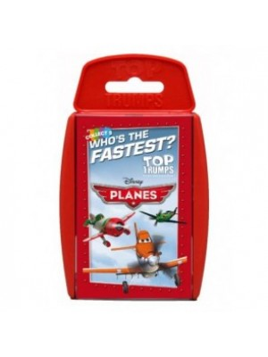 Top Trumps - Disney Planes