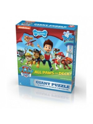Paw Patrol Giant Floor Puzzle (46 Pieces)