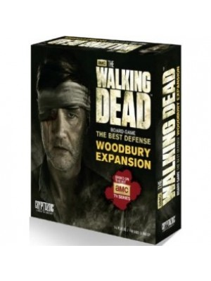 The Walking Dead Board Game: The Best Defence - Woodbury Expansion