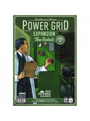 Power Grid: Expansion - The Robots