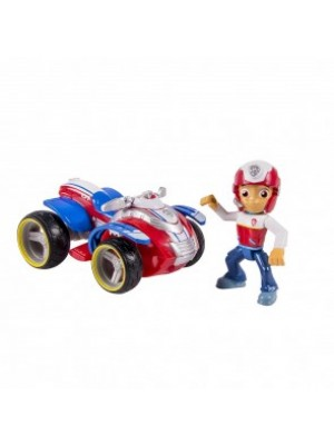 Paw Patrol Ryder's Rescue Vehicle and Figure