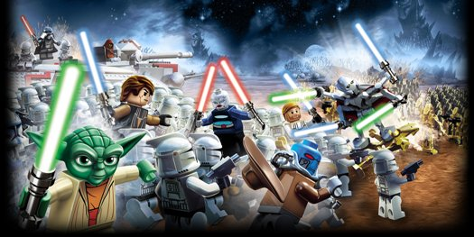 Lego Star Wars Review